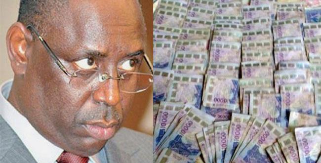 Macky «dope» sa clientèle politique: 150 millions décaissés en moins de 15 jours