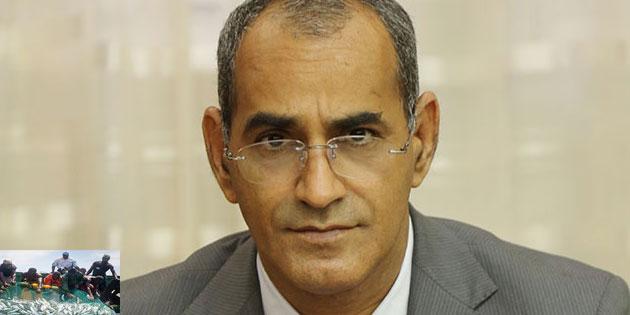 Parti négocier des licences de pêche en Mauritanie, Oumar GUEYE rabroué en direct à la télé par son homologue mauritanien