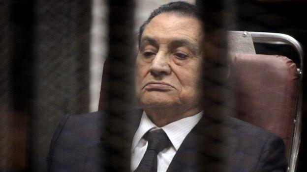 Egypte : Hosni Moubarak acquitté