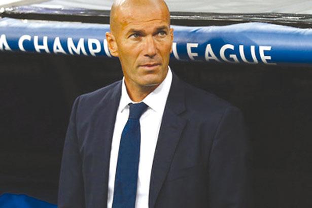 Zidane démissionne du Real et s'explique