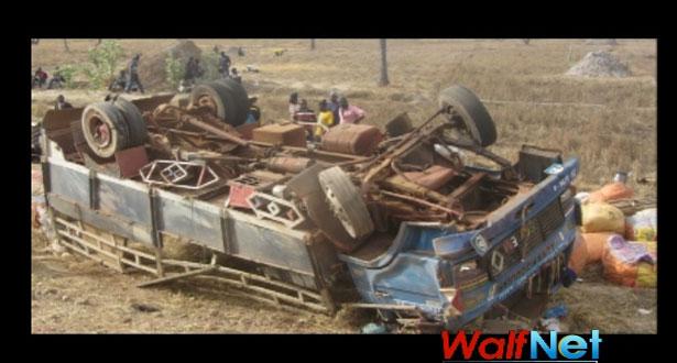 Un accident fait 8 morts sur la route de Nioro