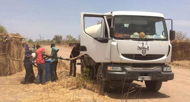 Touba: une citerne d'eau vendue à 35 000 F CFA