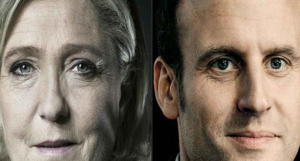 Marine Le Pen tire : « Macron promet à l'étranger mais il impose aux Français des restrictions»