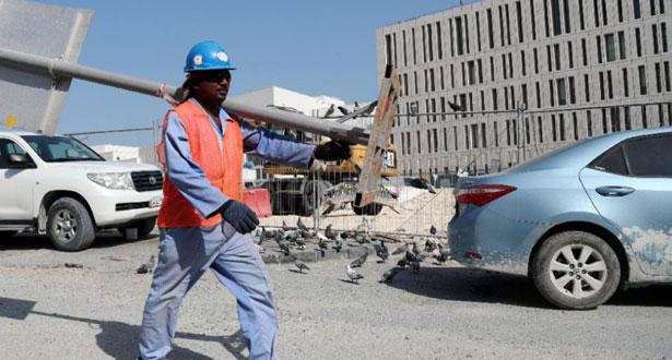 18 heures par jour, 6 jours sur 7 : les ouvriers du Qatar esclaves des stades du mondial 2022
