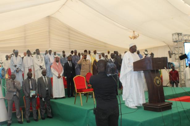 Cérémonie de dédicace des ouvrages de Khalifa El Hadji Mouhamed  NIASS :  Sidi Lamine mobilise les Sénégalais