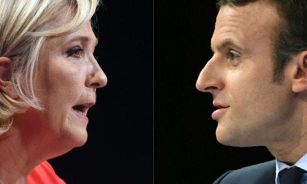 Fin de la campagne en France :  Macron gagnant selon tous les sondages