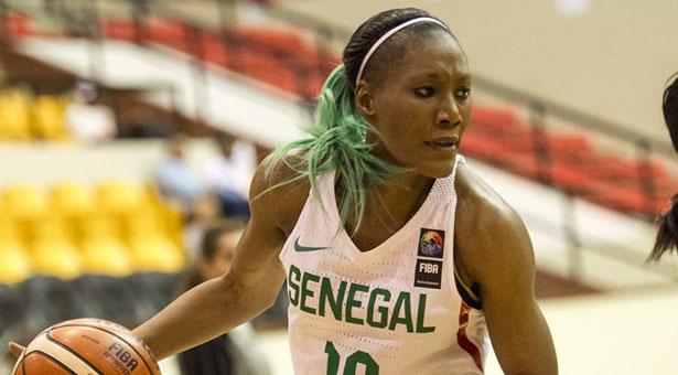 Afrobasket 2017: Astou TRAORE, au-dessus du lot