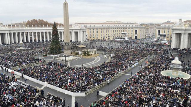 Vatican : des restes humains découverts dans une propriété de l'Église