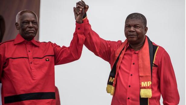 Angola : João Lourenço élu président de la République