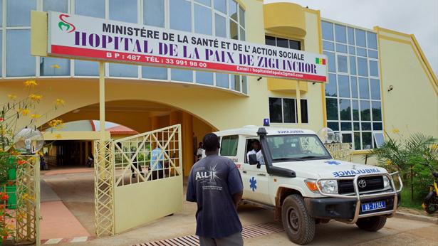 Hôpital régional de Ziguinchor : le bloc opératoire fonctionnel si et seulement si…