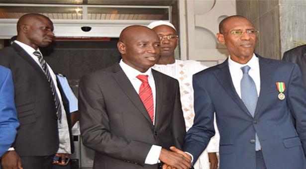 Passation de service au ministère de l'Intérieur : les assurances d'Aly Ngouille NDIAYE