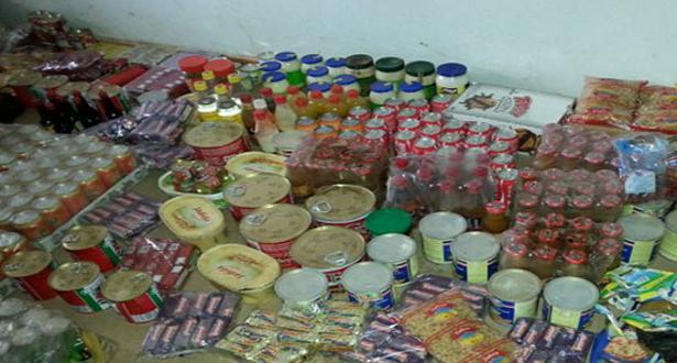 Kaffrine : 1,5 tonne de produits périmés et de médicaments saisie