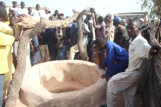 Drame à Tambacounda : Un puisatier meurt enseveli dans le puits qu'il creusait