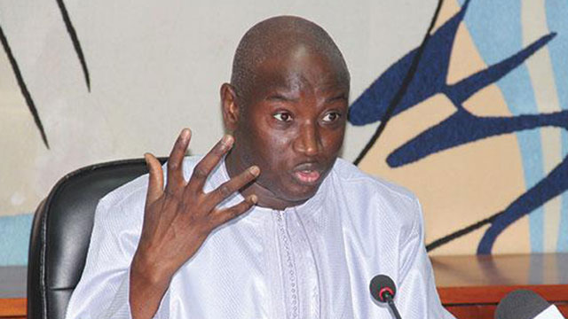 Demande de protection rapprochée: Aly Ngouille NDIAYE freine SONKO