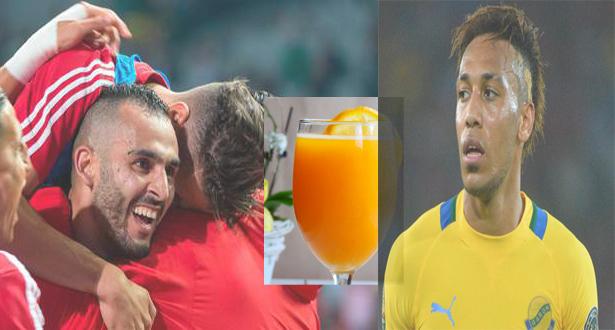 Maroc- Gabon : un jus d'orange prolonge le match