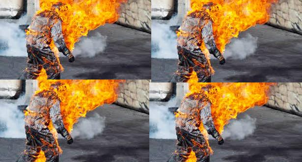 Touba : Un homme tente de s'immoler par le feu