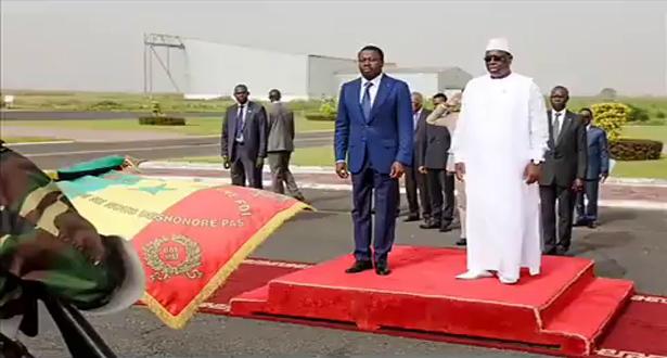 Contesté au Togo, Faure Gnassingbé revient chercher soutien à Dakar