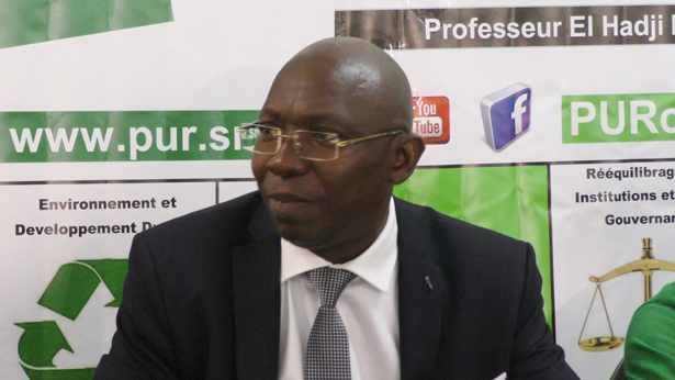 El Hadji Issa SALL : « on baisse la tête en allant à l'Assemblée nationale… »