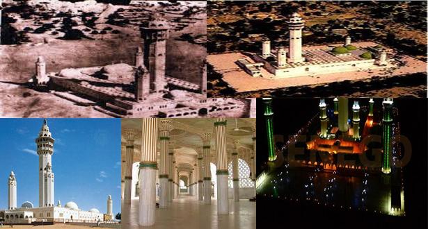 Ce que vous ne saviez, peut-être, pas sur la grande Mosquée de Touba