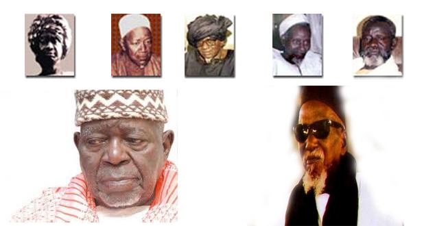 Les Khalifes de Touba  depuis le 19 juillet 1927