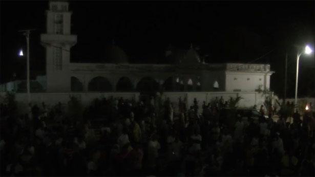 Rappel à Dieu d'El hadji Ibrahima NIASSE: Leona en deuil (video)