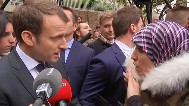 Vidéo. Un éleveur interpelle Macron : «Vous ne méritez pas de manger mes volailles»