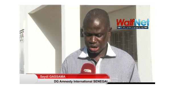 Seydi GASSAMA : « L'Etat doit avoir le courage de reporter les grands rassemblements »
