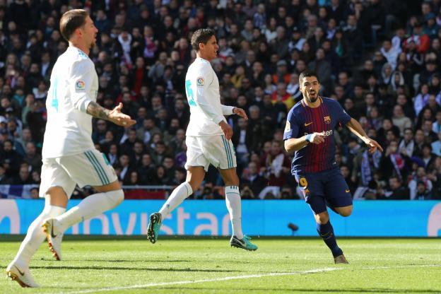 Clasico : le Barça punit le Real Madrid, relégué à 14 poins de son rival