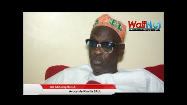L'interdiction de la conférence de presse des avocats de SONKO notifiée par téléphone, selon Me Khoureychi BA