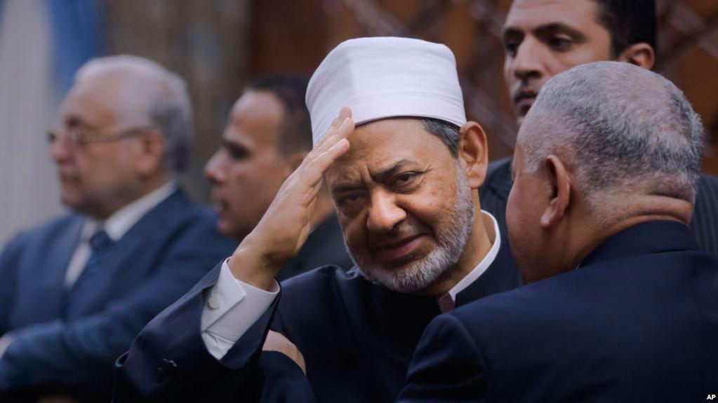 Le grand imam d'Al-Azhar annule une rencontre avec le vice-président américain
