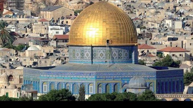 Pourquoi Jérusalem est importante