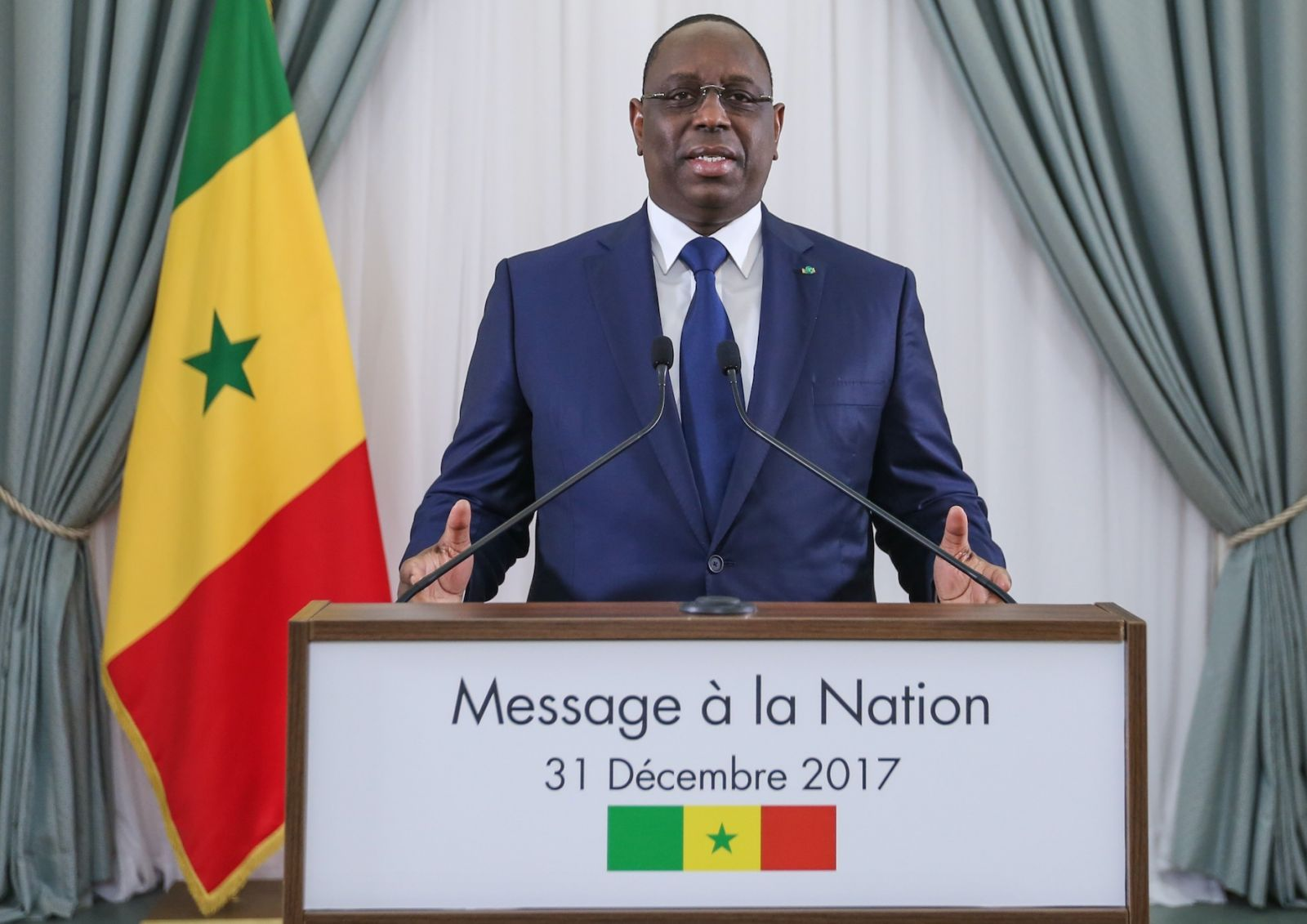 Adresse à la Nation : Macky continue son « niangal »