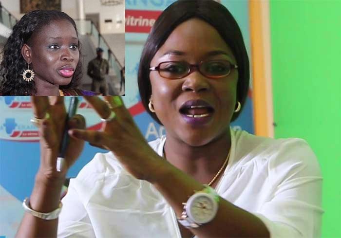 Marie SOW NDIAYE, député de l'opposition : «à chaque fois que Thérèse FAYE ouvre la bouche, c'est pour laisser sortir des inepties…»