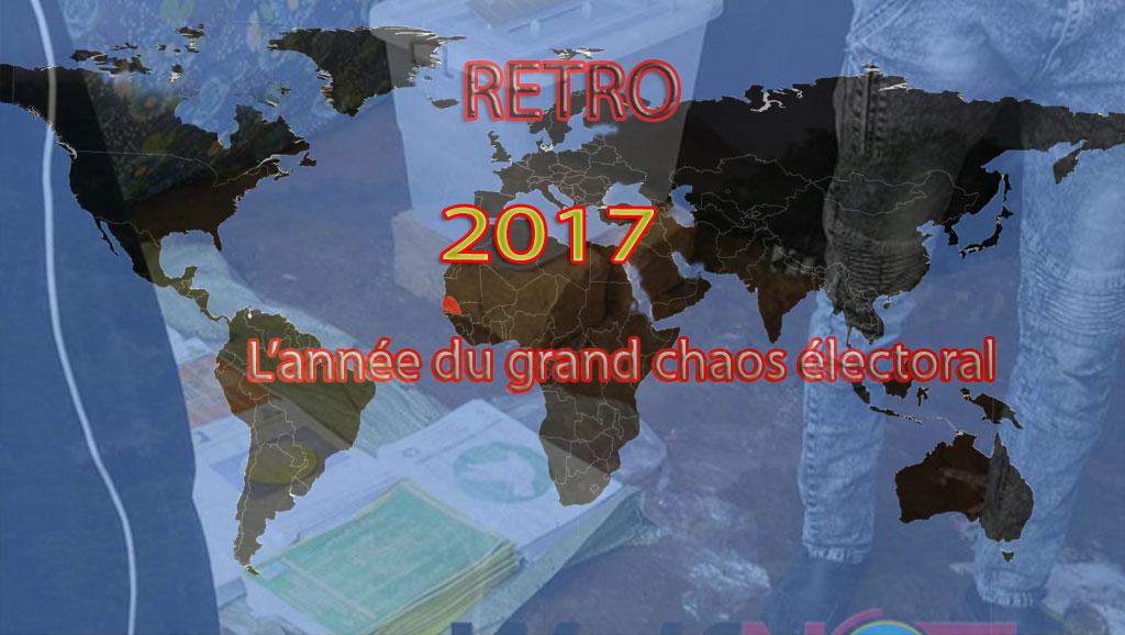 Retro 2017 : L'année du grand chaos électoral