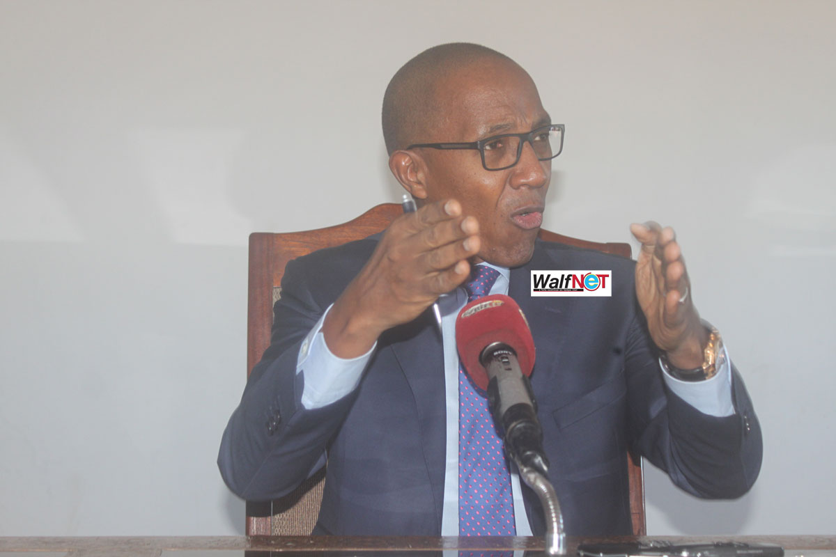 Abdoul MBAYE : « Si Hamidou KASSE avait toute sa tête, on sait désormais…»