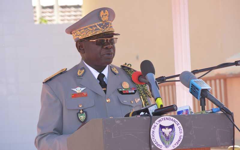 Le chef d'état-major général des Forces armées : « Ceux qui ont fait cet acte sont des criminels qui ont tué avec le plaisir de tuer »