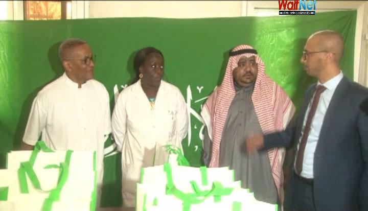 LUTTE CONTRE LE CANCER: L'Arabie Saoudite soigne des enfants atteints de la maladie