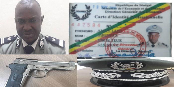 Procès du faux douanier : Amdy Laye MBENGUE prend quatre ans ferme