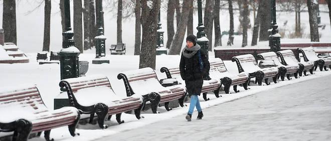 Moscou : seulement 6 minutes d'ensoleillement en décembre !