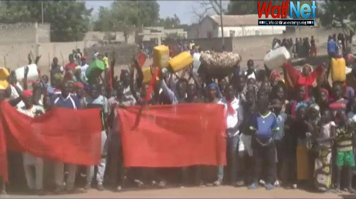Mboss : les populations tenaillées par la soif tirent sur tout ce qui bouge (vidéo)
