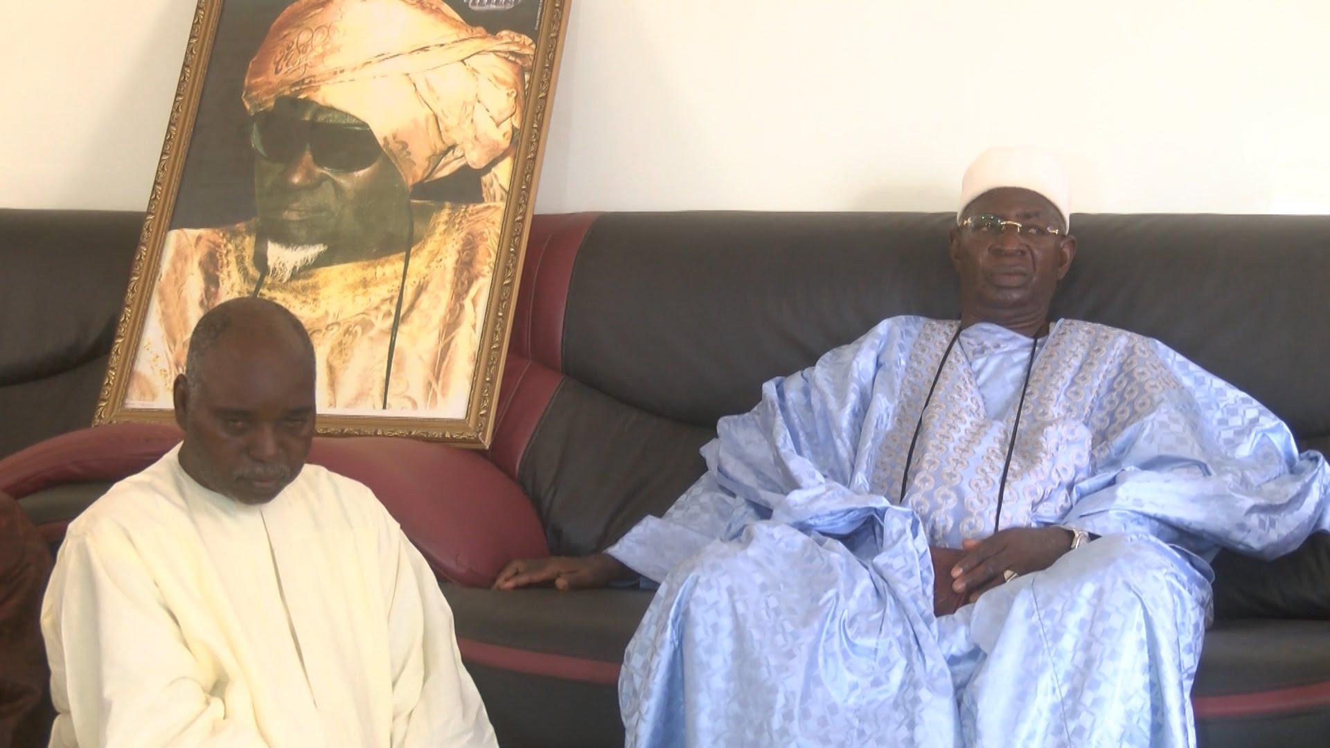 Serigne Sidy Abdoul Ahad nommé nouveau «diawrigne » de Touba
