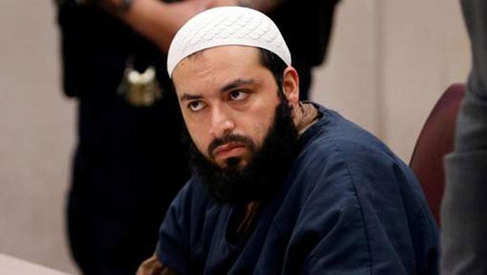 Ahmad Rahimi, auteur de l'attentat de Manhattan, condamné  à la prison à perpétuité