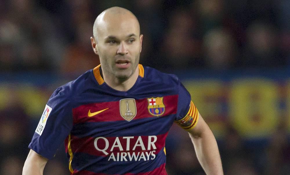 Officiel : Iniesta annonce son départ du Barça