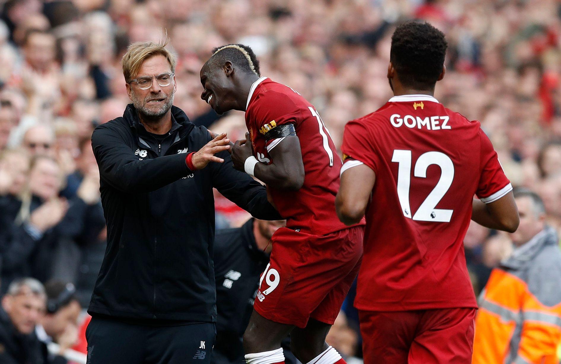 Premier League : Sadio MANE dépasse Kanu et menace Yaya Touré