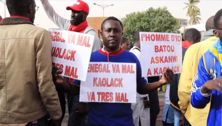 Marche de l'opposition: pourquoi Macky doit avoir peur (photos et vidéos)