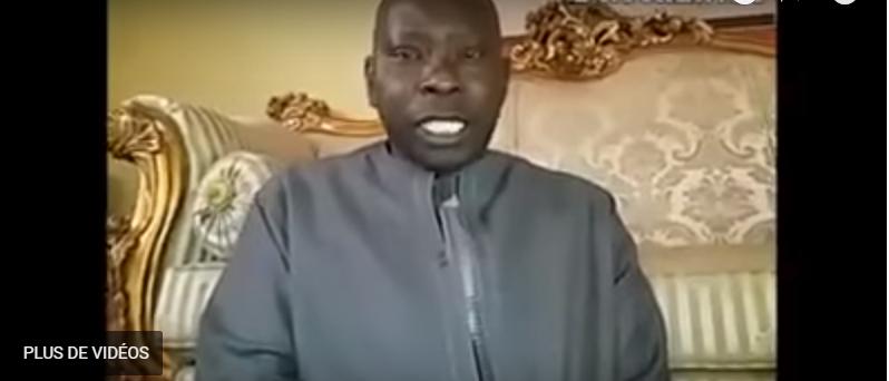 Fils de Serigne Mbaye SY Mansour, Mame Doudou SY très radical avec les homosexuels(vidéo)