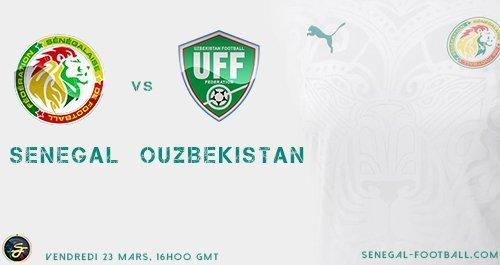 L'Ouzbékistanouvre le score face à un Sénégal méconnaissable