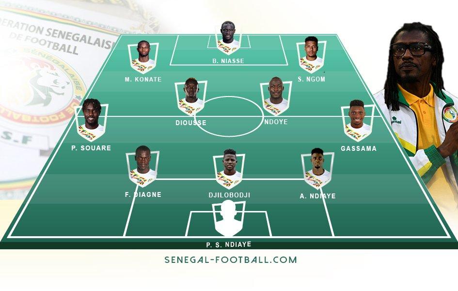 Sénégal – Ouzbékistan: Les Lions menés à la mi-temps
