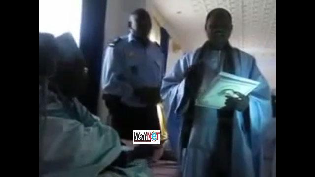 Un policier extraordinairement atypique   (vidéo)
