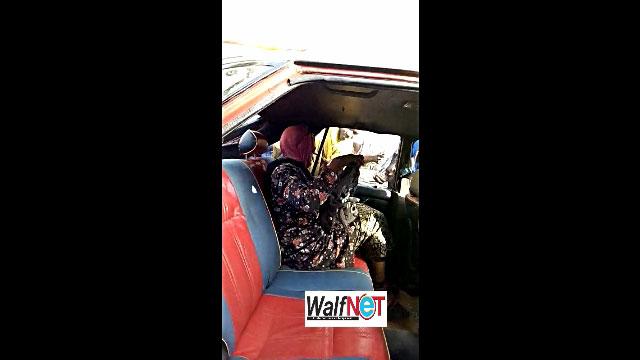 Une Nigériane prise en flagrant délit de Kidnapping: un témoin raconte la scène